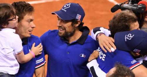 Coupe Davis - Jérémy Chardy : «Si j'annule mon mariage, ce sera dangereux pour moi»