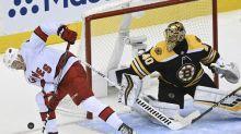 It's a short turnaround, but Bruins goaltender Tuukka Rask might play Game 2