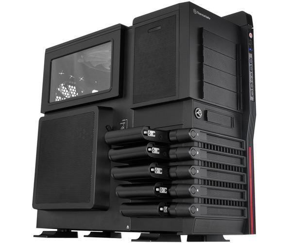 Thermaltake Level 10 GT case polishes up a classic, available now for $280
