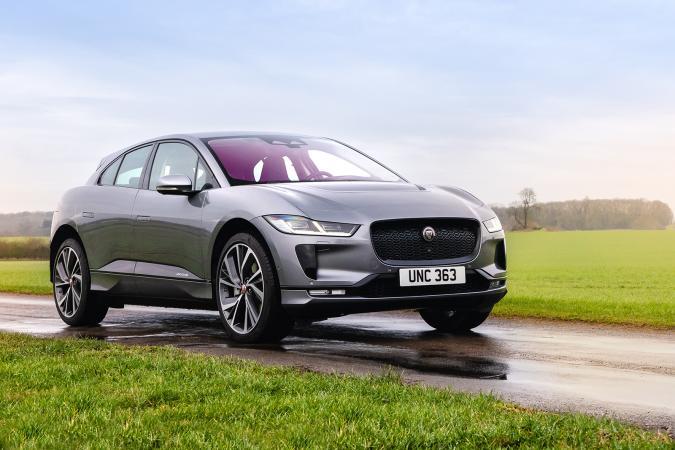 2022 Jaguar I-Pace EV