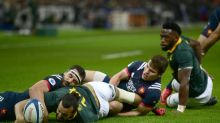 Springboks bounce back to beat France