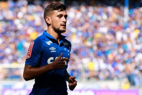 Arrascaeta vira nova baixa e desfalca Cruzeiro por mais dez semanas