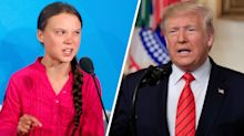 Greta Thunberg says meeting with Trump 'would be a waste of time'
