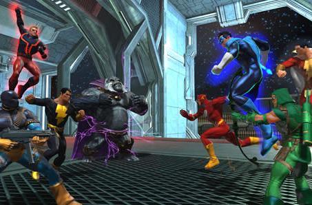 SOE Live 2014: DCUO's Legends PvE and a la carte DLCs