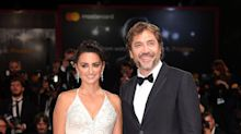 Penelope Cruz and Javier Bardem couple up on the red carpet