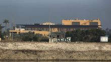 Rocket attack hits near US embassy in Iraq capital: militaries