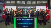 AGF Management Limited Opens the Market