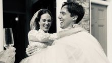 Downton Abbey Star Jessica Brown Findlay Gets Married in a Surprise Ceremony