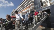 Coronavirus: UK trying to contact Britons who left cruise ship in Cambodia
