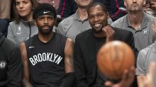 Despite playing 0 games this year, Kevin Durant receives $1 million bonus for Nets making playoffs