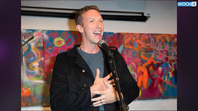 Chris Martin Dishes On New Coldplay Album,