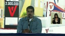 Maduro acusa a Trump de persecución por veto a su criptomoneda