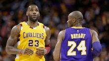NBA/遺憾未和Kobe完成約定聚餐 詹皇:想向他道歉