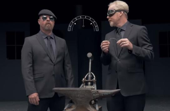 Mythbusters takes on Gorilla Glass in Corning-Supported infomercials