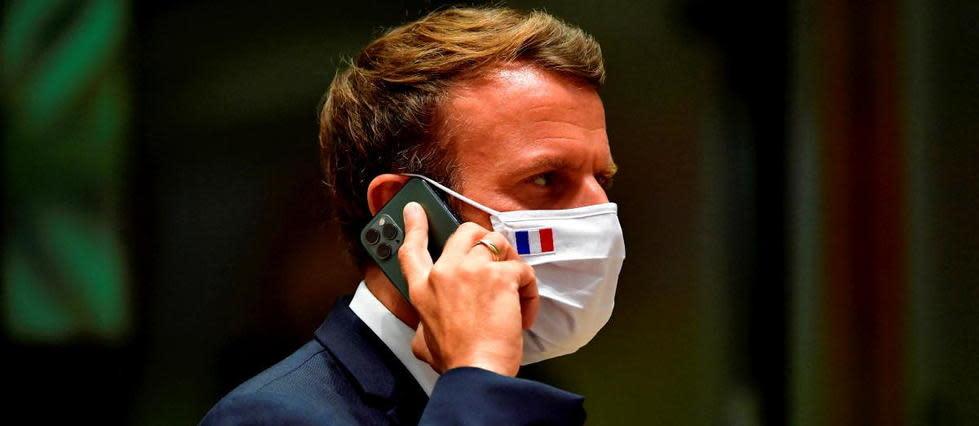 Pegasus: Emmanuel Macron convoque un conseil de défense «exceptionnel»