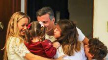 El opositor Leopoldo López llega a España y desencadena un choque político con Venezuela