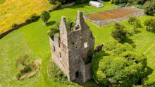 You can snap up this 600-year-old castle ruin for £225K (the same price as a London flat)