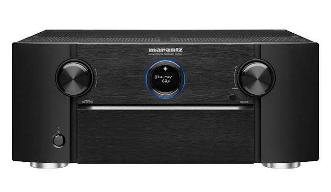 Engadget giveaway: Win a Marantz receiver courtesy of Auro Technologies!