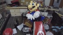 North Carolina Dad Builds Amazing Mario Kart-Themed Nursery for Son