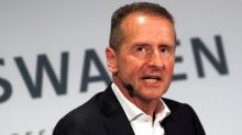 Volkswagen CEO interested in Tesla stake: Manager Magazin
