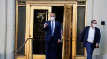 Covid-19: Les soins reçus par Donald Trump coûteraient plus de 100.000 dollars à un Américain