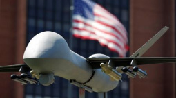 U.S. drone enters Iran's airspace, leaves after warning: Tasnim