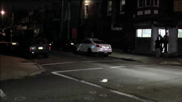 2 shot with AK-47 outside North Philadelphia takeout restaurant
