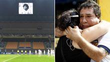Devastating scenes around the world after death of Diego Maradona