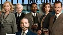 First look at star-studded cast of Kenneth Branagh's Murder on the Orient Express
