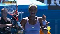 Tennis Pro Sloane Stephens Has Valley Roots