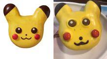 實體大崩壞!Mister Donut 日本期間限定「Pikachu 甜甜圈」引發網民熱議