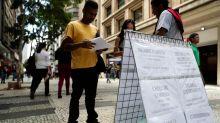 El desempleo en Brasil baja hasta el 11,6 % en febrero