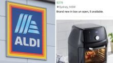 'Appalling' Aldi air fryer move blasted by angry shoppers