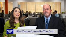 Nike Outperformed In The Dow