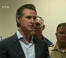 California Gov. Gavin Newsom to waive environmental rules for fire season prep