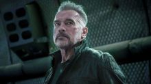 Who is Arnold Schwarzenegger playing in Terminator: Dark Fate?