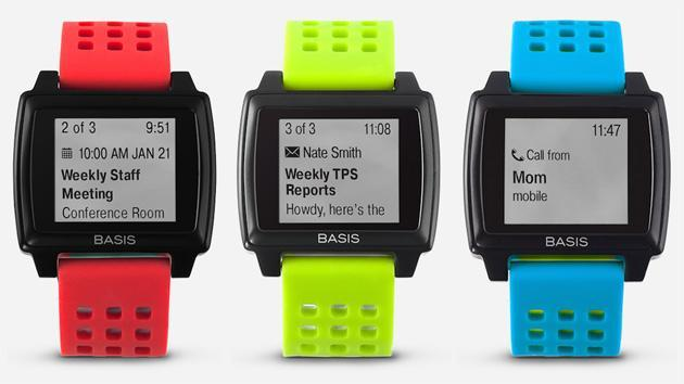 Basis' Peak fitness watch now gets notifications from your phone
