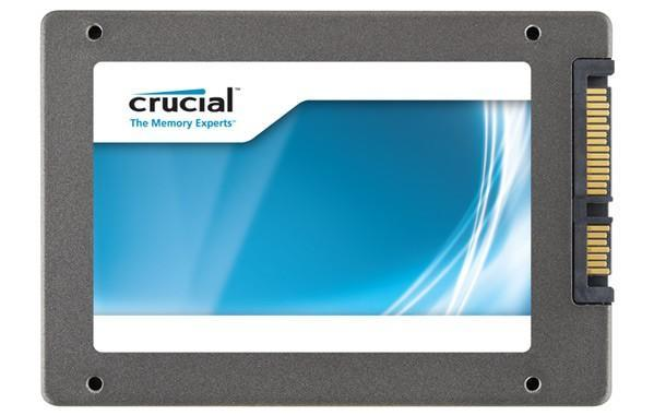 Crucial releases m4 SSDs, prices them between $130 and $1,000
