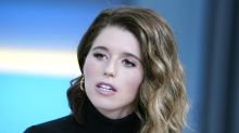Katherine Schwarzenegger urges followers to vote for Joe Biden after Donald Trump tells Americans 'Don't be afraid of COVID'