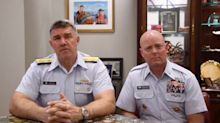 Coast Guard Chief Calls Shutdown 'Unacceptable' As Service Members Set To Miss 2nd Paycheck