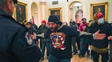 Capitol Rioter Who Led Charge Toward Senate Indicted On 6 Federal Counts