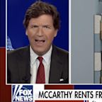 Tucker Carlson turns misleading segment on vaccine hesitancy into an attack on House GOP Leader Kevin McCarthy