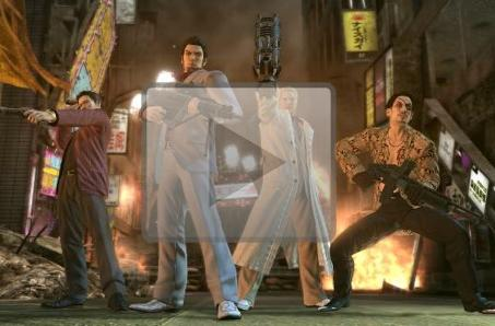 Yakuza: Of the End video proves the game still holds surprises