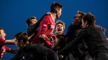 IU men's soccer punches ticket to College Cup after 2-0 victory over Seton Hall