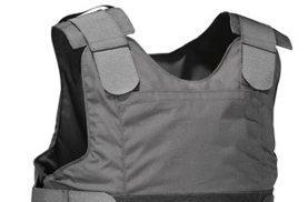 Shear-thickening liquid hardens upon impact, makes for lighter and more effective body armor