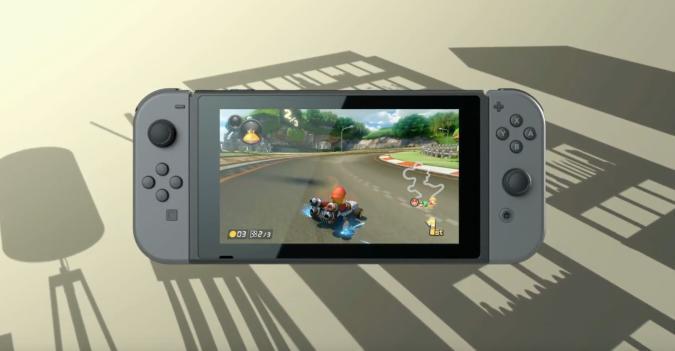 Alle Game-Trailer der Nintendo Switch Präsentation