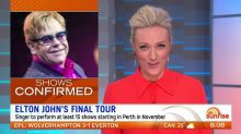 Sir Elton John to play fifteen concerts on his last ever tour of Australia