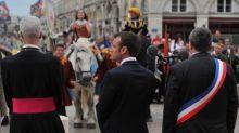 Jeanne d'Arc 2018 : le père de Mathilde, victime de racisme, demande à Emmanuel Macron de présider les fêtes johanniques à Orléans