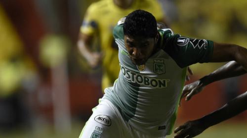 Atlético Nacional aguantó y se llevó los tres puntos