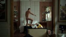 Gianecchini não ficou nem um pouco constrangido com cenas de nudez em 'Verdades Secretas'